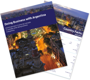 Doing Business with Argentina Bundle