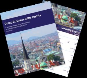 Doing Business with Austria Bundle