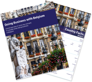 Doing Business with Belgium Bundle