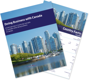 Doing Business with Canada Bundle