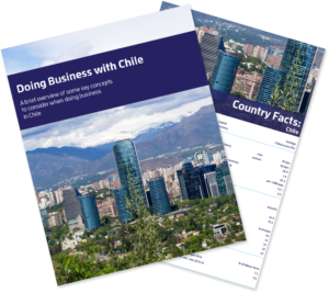 Doing Business with Chile Bundle