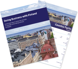 Doing Business with Finland Bundle