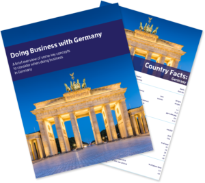Doing Business with Germany Bundle