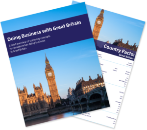 Doing Business with Great Britain Bundle