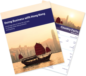 Doing Business with Hong Kong Bundle
