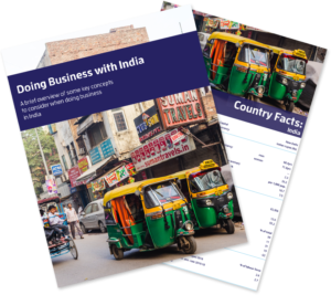 Doing Business with India Bundle