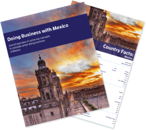 Doing Business with Mexico Bundle