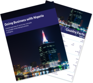 Doing Business with Nigeria Bundle