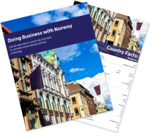 Doing Business with Norway Bundle
