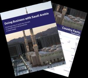 Doing Business with Saudi Arabia Bundle