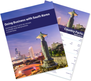 Doing Business with South Korea Bundle