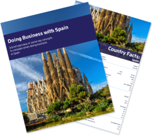 Doing Business with Spain Bundle