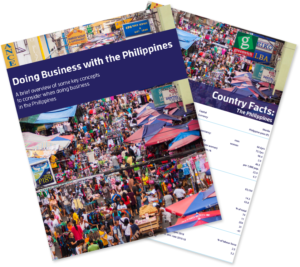 Doing Business with The Philippines Bundle