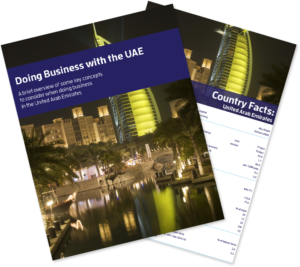 Doing Business with the UAE Bundle