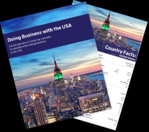 Doing Business with The USA Bundle