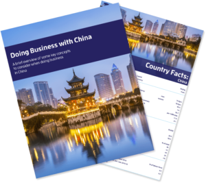Doing Business with China Bundle